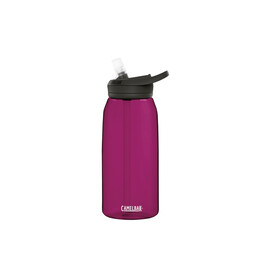 CamelBak Eddy+ Drink Bottle 1l red/transparent